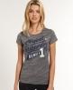 Superdry Number 1 Co. T-shirt Grey