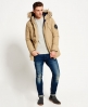 Superdry Everest Parka Jacket Brown