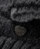 Superdry Super Cowl Knit Grey