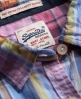 Superdry Calamity Dandy Shirt Blue