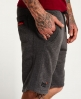 Superdry Orange Label Moody Shorts Grey