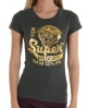 Superdry Warrior Team T-shirt Dark Grey