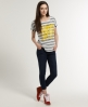 Superdry Boating T-shirt Navy