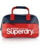 Superdry Court Carrier Navy