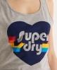 Superdry Love Dance Vest Grey