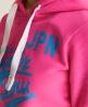Superdry Stacker Hoodie Pink