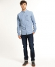 Superdry London Button Down Shirt Blue