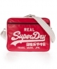 Superdry Alumni Bag Red