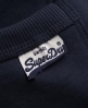 Superdry Trackster Joggers Navy
