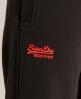 Superdry Slim Fit Joggers Black