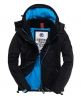 Superdry Arctic Windcheater Jacket Black