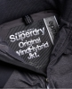 Superdry Chaleco Wind Hybrid  Gris
