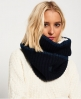 Superdry Snood Ollie  Bleu Marine