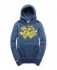 Superdry Super Sonics Hood Blue