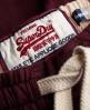 Superdry Core Appliqué Jogginghose Rot