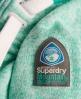 Superdry Storm Zip Hoodie Green