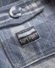 Superdry Super Hackers Shirt Blue