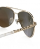Superdry Chassis Sunglasses Gold