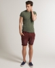 Superdry Commodity Chino Shorts Purple