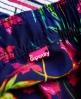 Superdry Bermudas Painted Hibiscus Marino