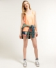 Superdry Hyper Orange Sewn Vest Orange