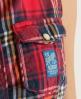 Superdry Trailer Tie Shirt Orange