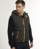 Superdry Elements Gilet Green