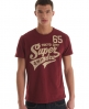 Superdry Hi Number T-shirt Red