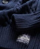 Superdry Jacob Shawl Cardigan Navy