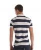 Superdry Hoopstripe Polo Shirt Navy
