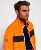 Superdry Academy Club House Jacket Orange