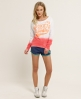 Superdry Super Sports T-shirt Orange