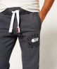 Superdry Trackster Non Cuffed Joggers Grey