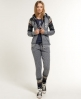 Superdry Sunscorched Zip Hoodie Navy