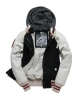 Superdry Stadium Mix Jacket Black