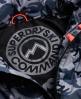 Superdry Ski Command Utility Down Jacket Grey