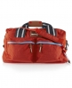 Superdry Montana Central Holdall Red