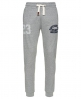 Superdry Pantalon de survêtement Core Applique Gris