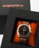 Superdry The Luxe Watch Brown