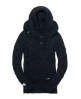Superdry Rigging Cable Hoodie Navy