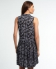 Superdry Ingbritt Shift Collar Kleid  Marineblau
