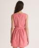 Superdry Beach Dress Red