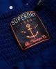 Superdry 50's Boardwalk Kleid  Blau