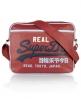 Superdry Mash-up Alumni Bag Red