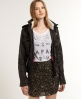 Superdry Megan Sherpa Jacket Brown