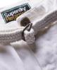 Superdry Military Cargo Shorts White