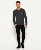 Superdry Skinny Jeans Black