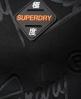 Superdry Embossed Crew Montana-ryggsekk Svart