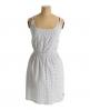 Superdry Onwa Spot Dress White