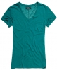 Superdry Viscose Neppy Slouch T-Shirt Türkis
